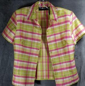Sag Harbor Vintage Pants Set for Spring and Summer